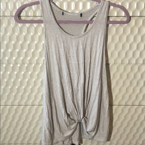 Francesca's Knotted Tank